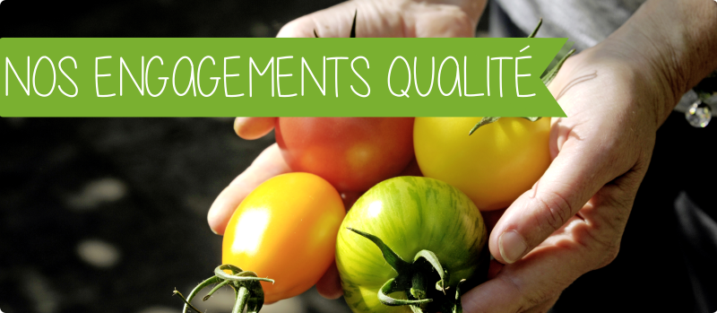 ENGAGEMENTS QUALITE